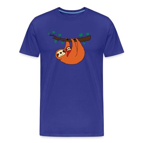 Sloth Love - Men's Premium T-Shirt