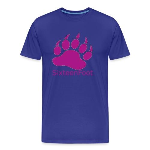 Purple_Logo - Men's Premium T-Shirt