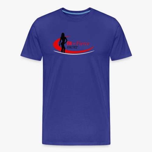 Fit 'n Fierce Athletics full logo - Men's Premium T-Shirt