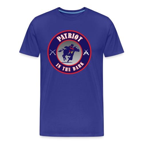 Patriot Night Logo - Men's Premium T-Shirt