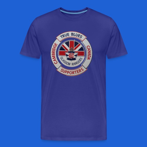 Cambridge Rangers Supporters Merch - Men's Premium T-Shirt