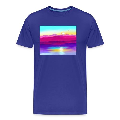 Colorful Nature - Men's Premium T-Shirt