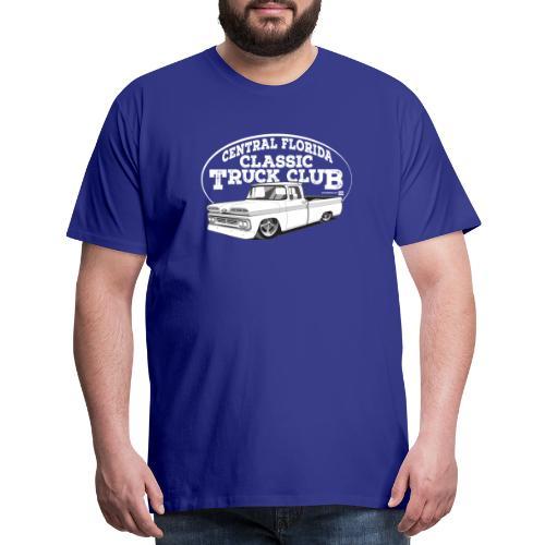 CentralFlorida WHT - Men's Premium T-Shirt