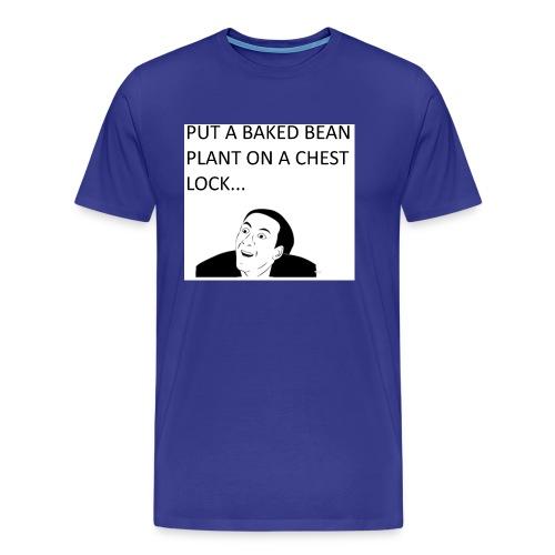 baked beanz - Men's Premium T-Shirt