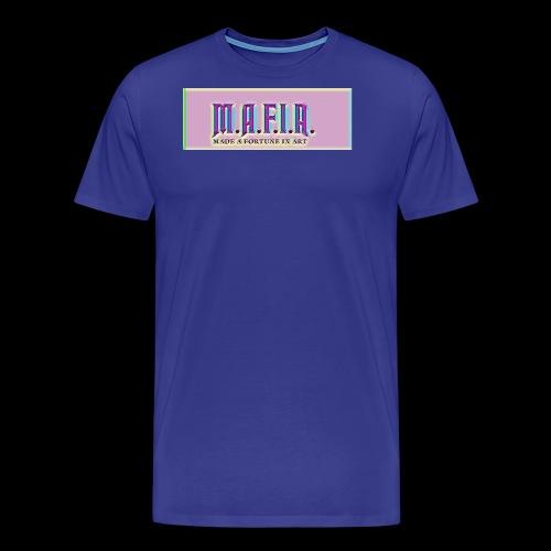 Trippy Mafia Logo - Men's Premium T-Shirt