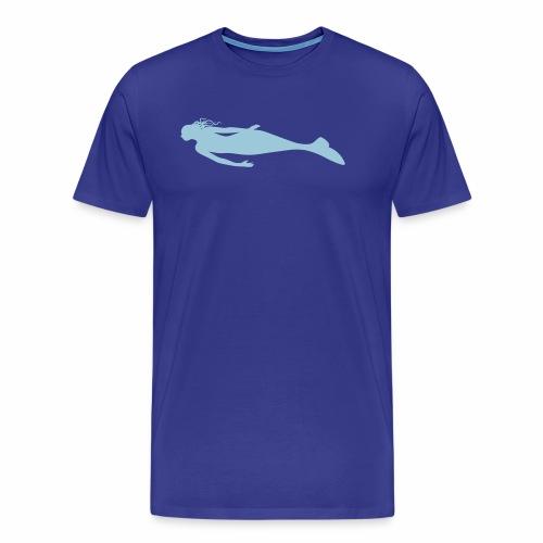Mermaid — You choose the design's & shirt's colour - Men's Premium T-Shirt