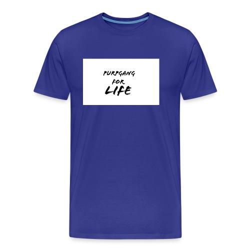 Purpgang - Men's Premium T-Shirt