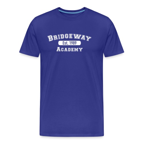 Bridgeway Academy Established 1989 - Men's Premium T-Shirt