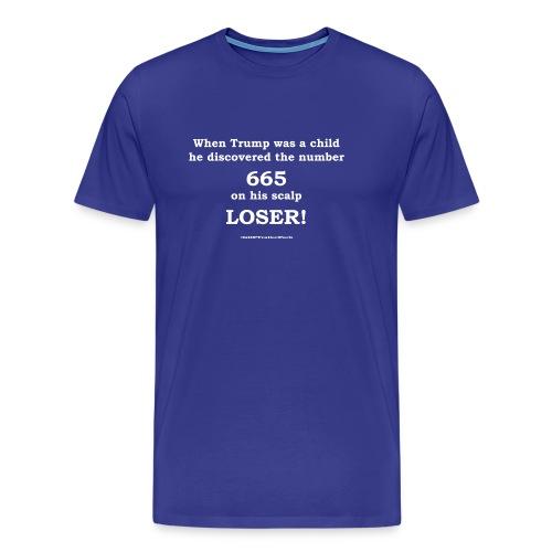 665 - Men's Premium T-Shirt