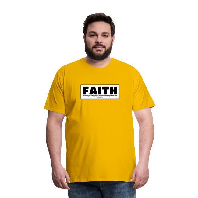 Faith - Faith, hope, and love