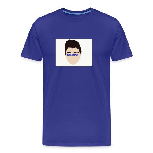 Fernando Cortez merck - Men's Premium T-Shirt