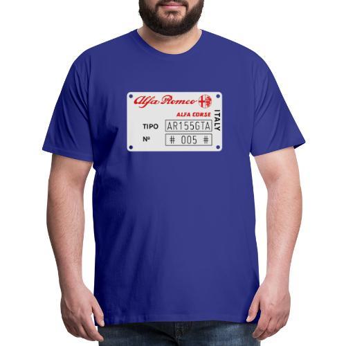 TIPO AR155GTA - Men's Premium T-Shirt