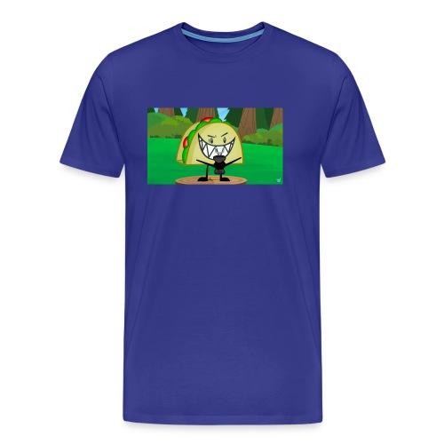 EVIL TACO ha - Men's Premium T-Shirt