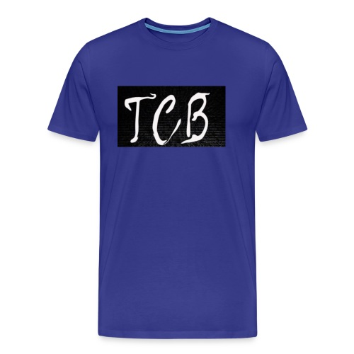The Crazy Bros flag - Men's Premium T-Shirt