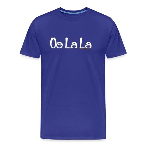 Oo La La - Men's Premium T-Shirt
