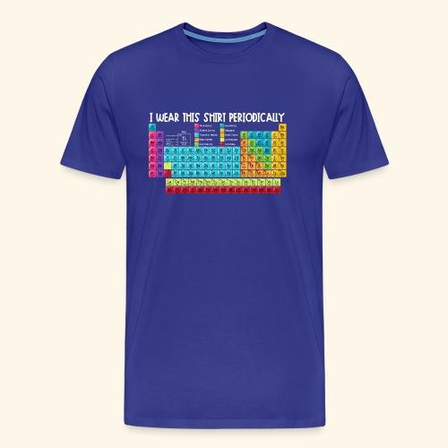 Wear This Periodically - Men's Premium T-Shirt