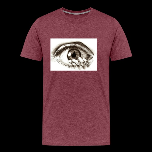 eye breaker - Men's Premium T-Shirt
