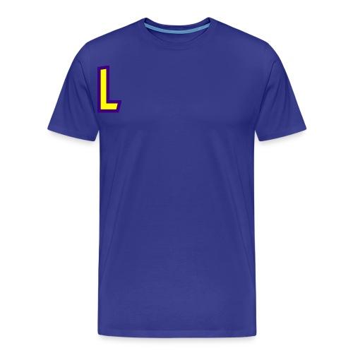 The Big L - Men's Premium T-Shirt