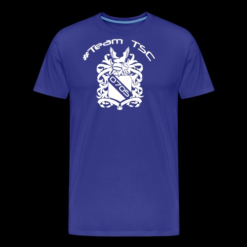 TeamTSC 05 Shield - Men's Premium T-Shirt