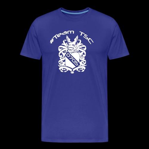 TeamTSC 05 Shield - Men's Premium T-Shirt