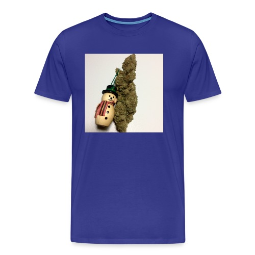 Christmas Tree Nugget - Men's Premium T-Shirt