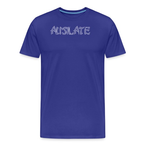Ausilate The Bigger Meaning Collection - Men's Premium T-Shirt