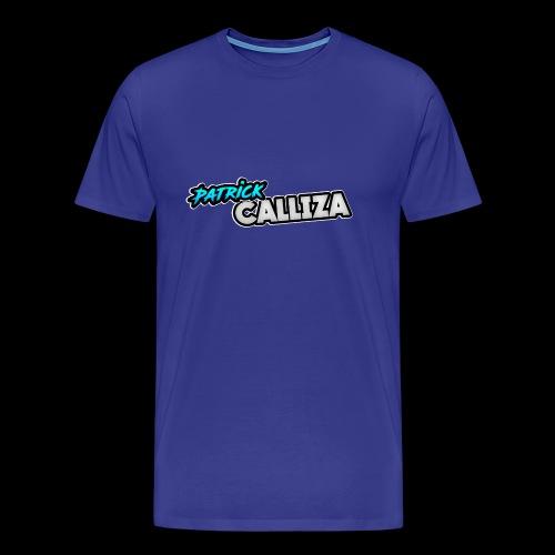 Patrick Calliza Official Logo - Men's Premium T-Shirt