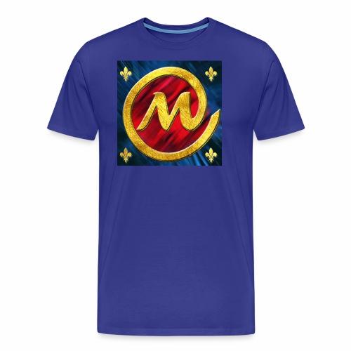 logo champion mm cl - Men's Premium T-Shirt