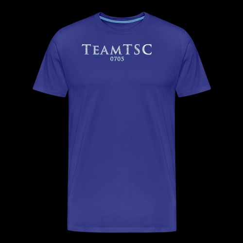 teamTSC Freeze - Men's Premium T-Shirt