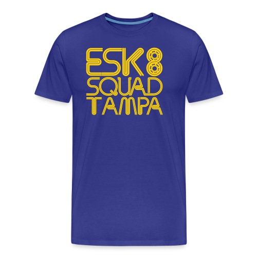 Esk8Squad TampaBay - Men's Premium T-Shirt