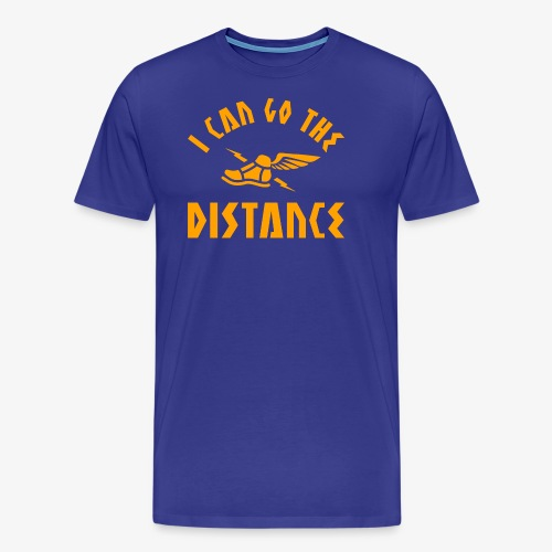 I Can Go The Distance - Men's Premium T-Shirt