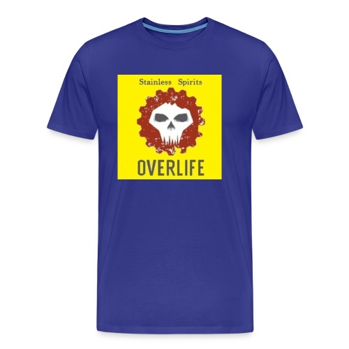 Stainless Spirits-Overlife Cup - Men's Premium T-Shirt
