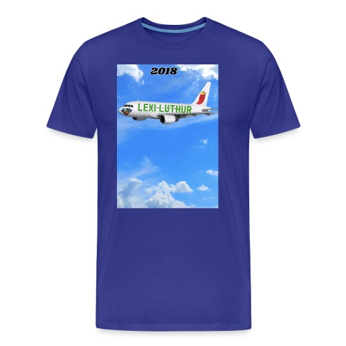 Higher Lexi - Men's Premium T-Shirt