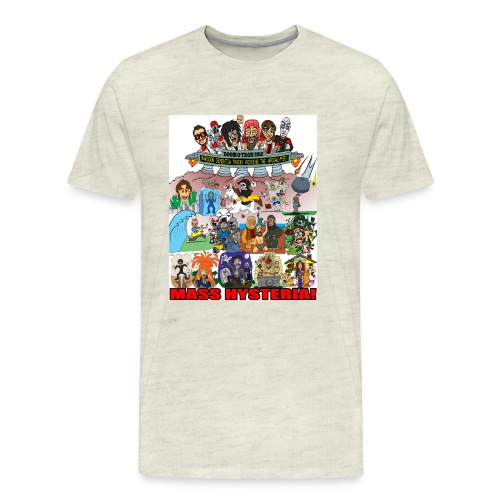 marscon2012tshirt - Men's Premium T-Shirt