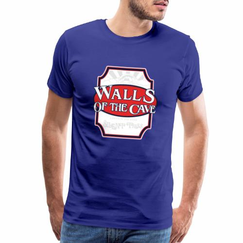 Walls of the Cave - Men's Premium T-Shirt