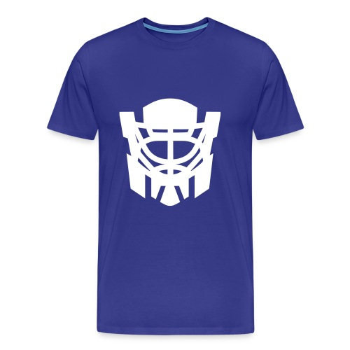 optimus reim crest - Men's Premium T-Shirt