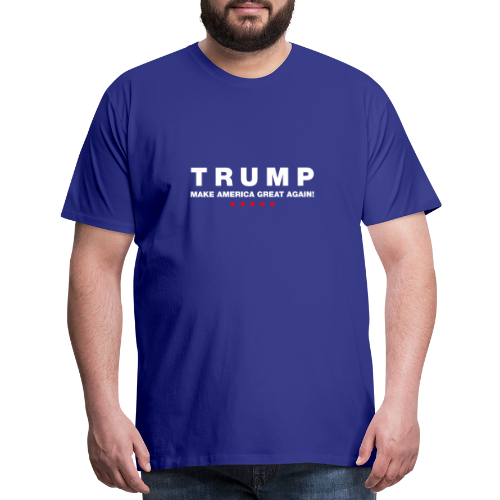 Official Trump 2016 - Men's Premium T-Shirt