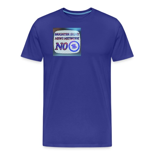 NO PAUSE - Men's Premium T-Shirt