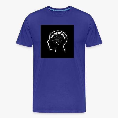 ThoughtSpark Dark Edition - Men's Premium T-Shirt