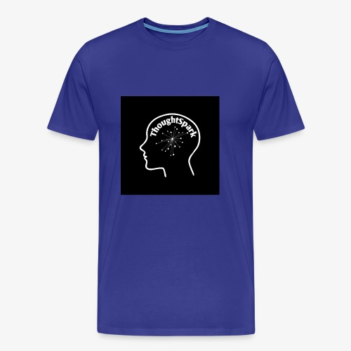 ThoughtSpark Dark Edition - Men's Premium T-Shirt