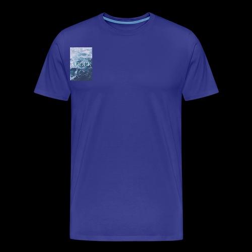 3707e04577f8e34009879a19c5b95cb1 laptop backgroun - Men's Premium T-Shirt