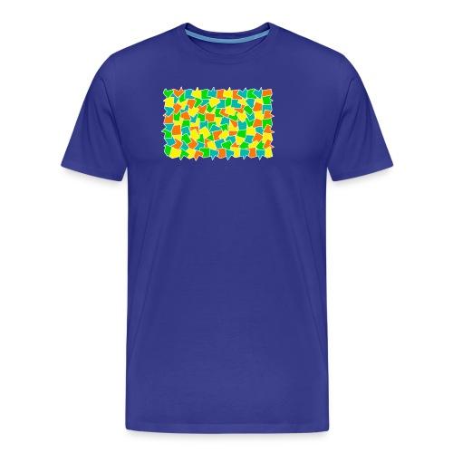 Dynamic movement - Men's Premium T-Shirt