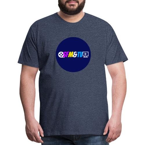 SFM&TV | ScienceFictionMoviesTV.Com - Men's Premium T-Shirt