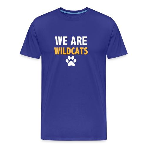 We Are Wildcats - Men's Premium T-Shirt