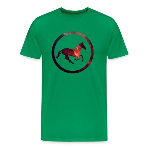 Believe Unicorn Universe 2 - Men's Premium T-Shirt