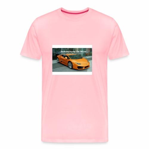 The jackson merch - Men's Premium T-Shirt
