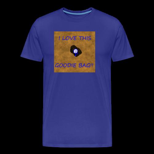 Moreminds in a goodie bag - Men's Premium T-Shirt
