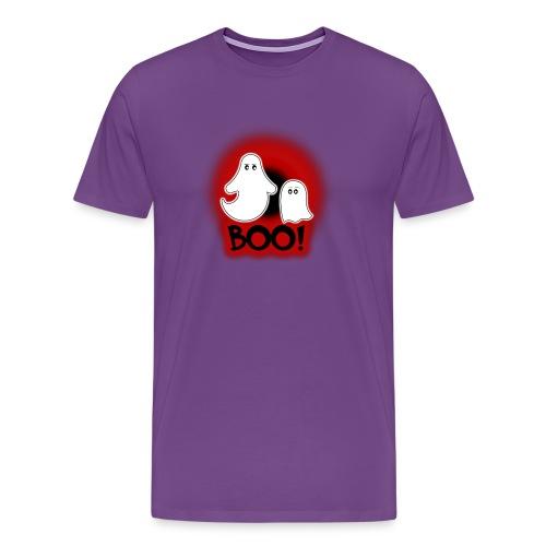 Ghosties Boo Happy Halloween 2 - Men's Premium T-Shirt