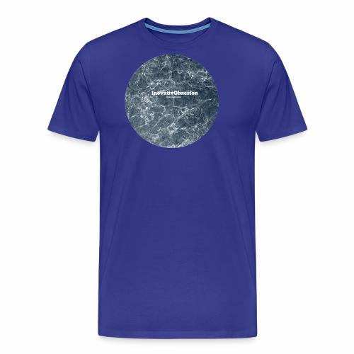 "InovativObsesion ""LEGEND RIPPLE"" apparel - Men's Premium T-Shirt"