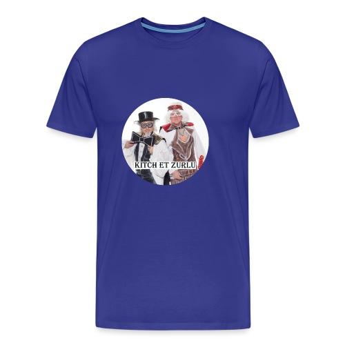 macaroon - Men's Premium T-Shirt